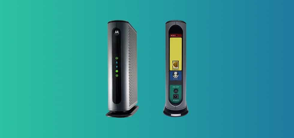 Motorola MB8600 Design